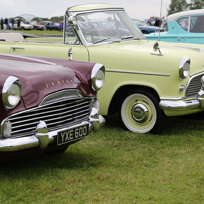 Ford Zodiac and Ford Consul
