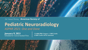 3rd Annual Scientific Meeting of the American Society of Pediatric Neuroradiology 2021 | Medical Video Courses.