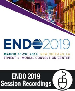 ENDO 2019 Session Recordings | Medical Video Courses.