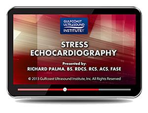 Gulfcoast Stress Echocardiography (Videos+PDFs) | Medical Video Courses.