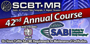 SCBT-MR 42nd Annual Course 2020 | Medical Video Courses.