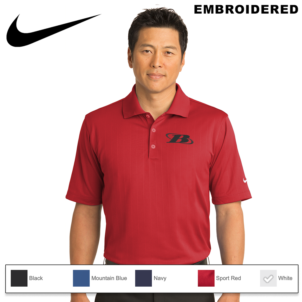 BB - Nike Dri-FIT Textured Polo