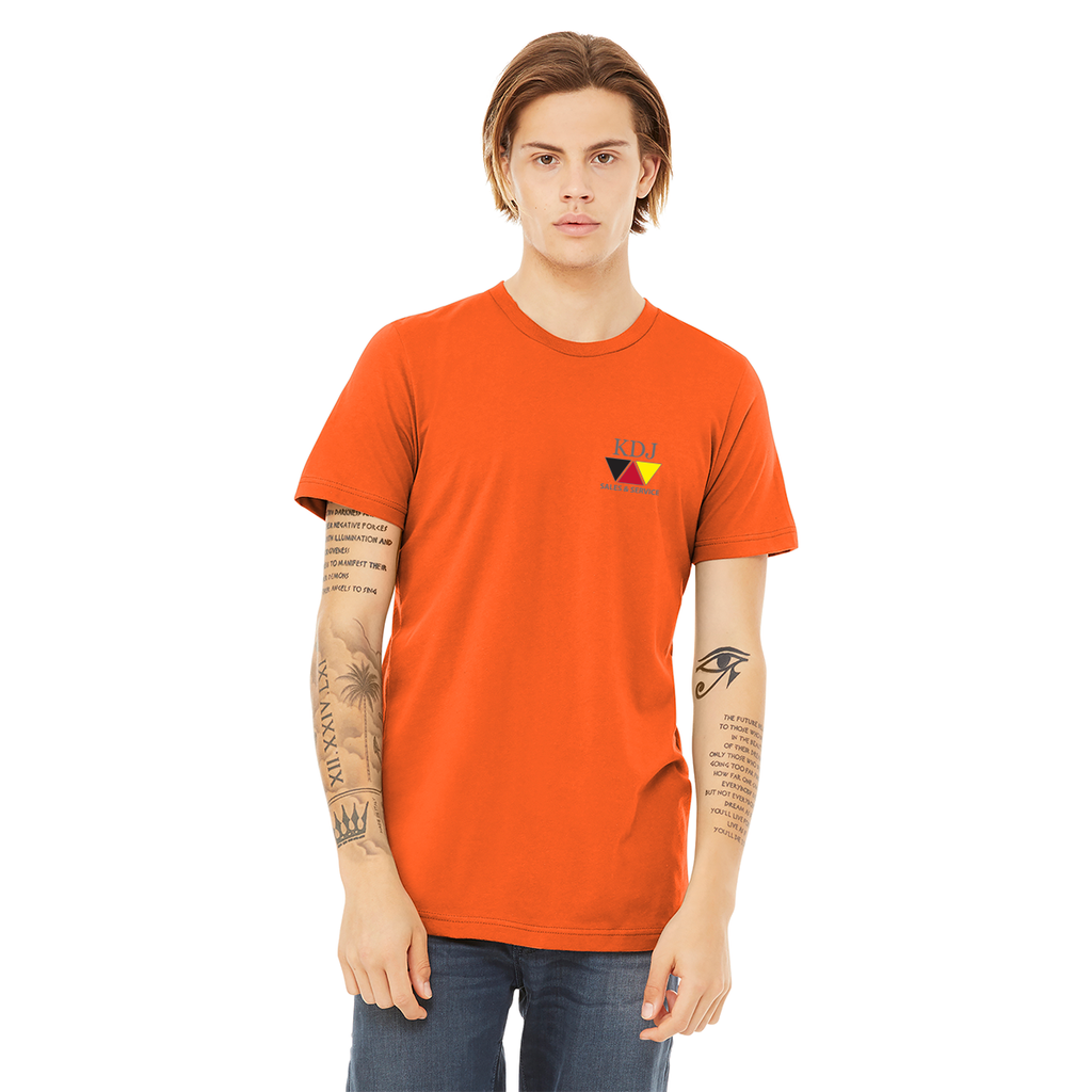 KDJ - Super Soft Unisex Tee