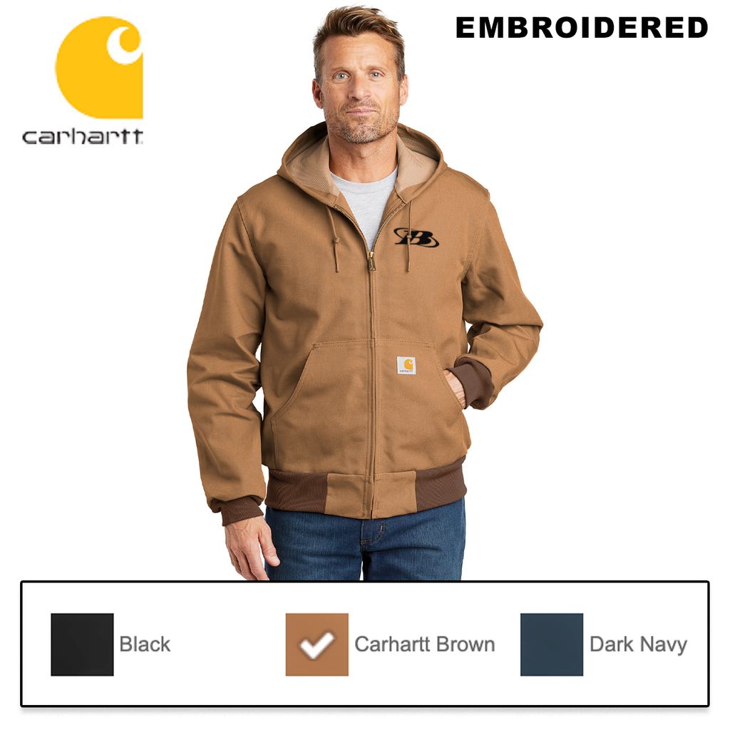 BB - Carhartt ® Thermal-Lined Duck Active Jacket