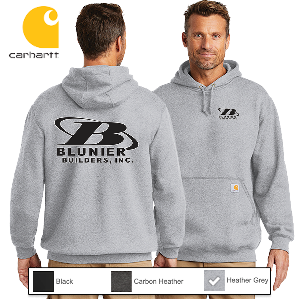 BB - Carhartt ® Midweight Hooded Sweatshirt