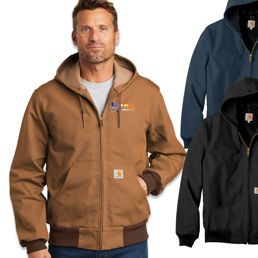 LANZ - Carhartt Thermal-Lined Duck Active Jacket