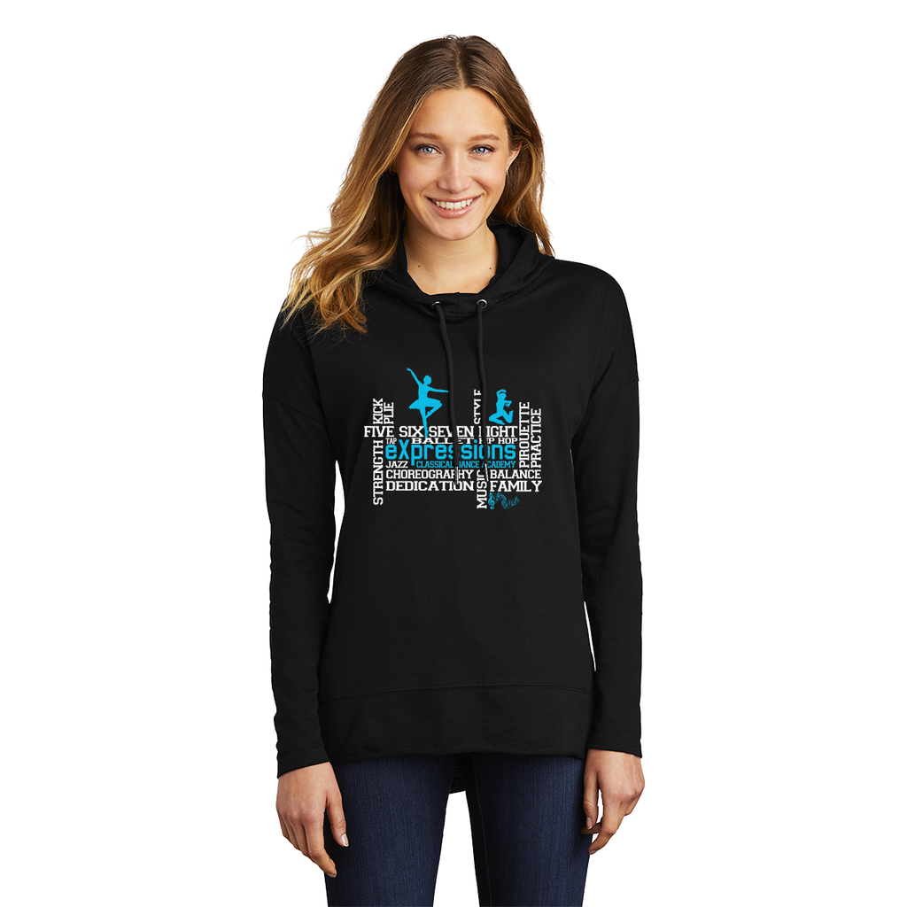 eXpressions - Women's Featherweight French Terry ™ Hoodie