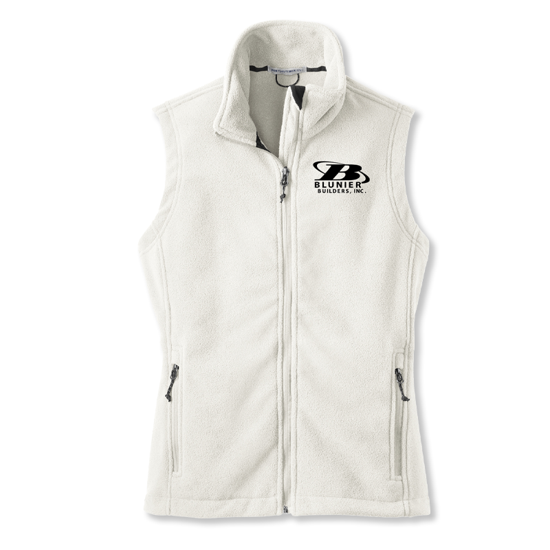 BB - Port Authority Ladies Fleece Vest