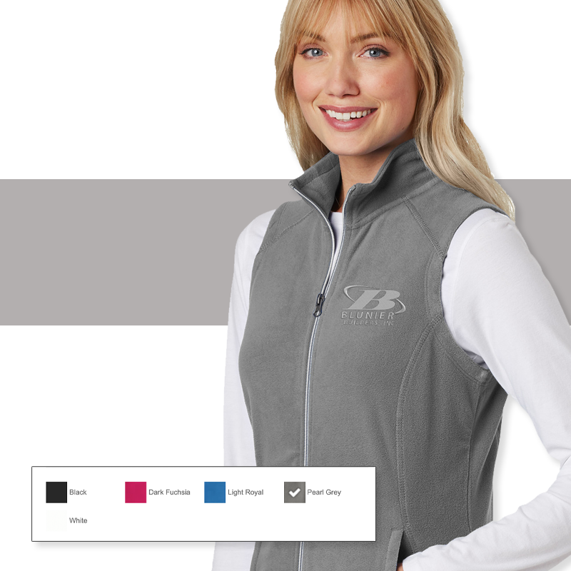 BB - Port Authority Ladies Microfleece Vest