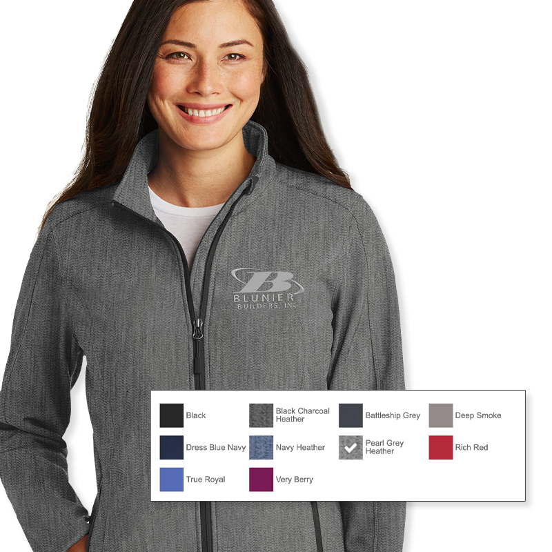 BB - Port Authority Ladies Core Soft Shell Jacket