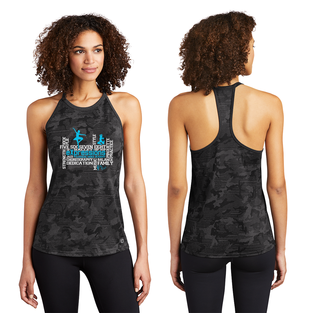 eXpressions - Ladies Pulse Phantom Tank