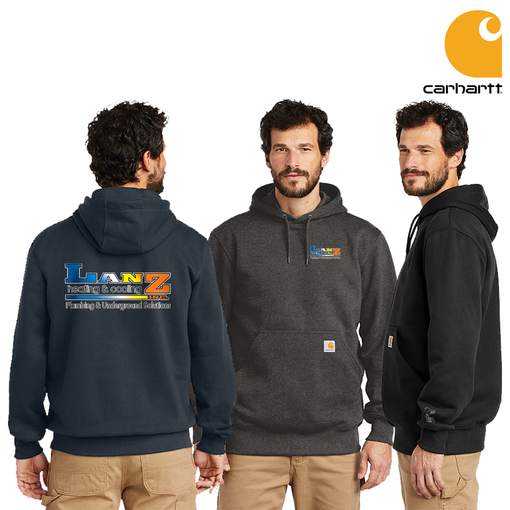 Lanz - Carhartt ® Rain Defender ® Paxton Heavyweight Hooded Sweatshirt