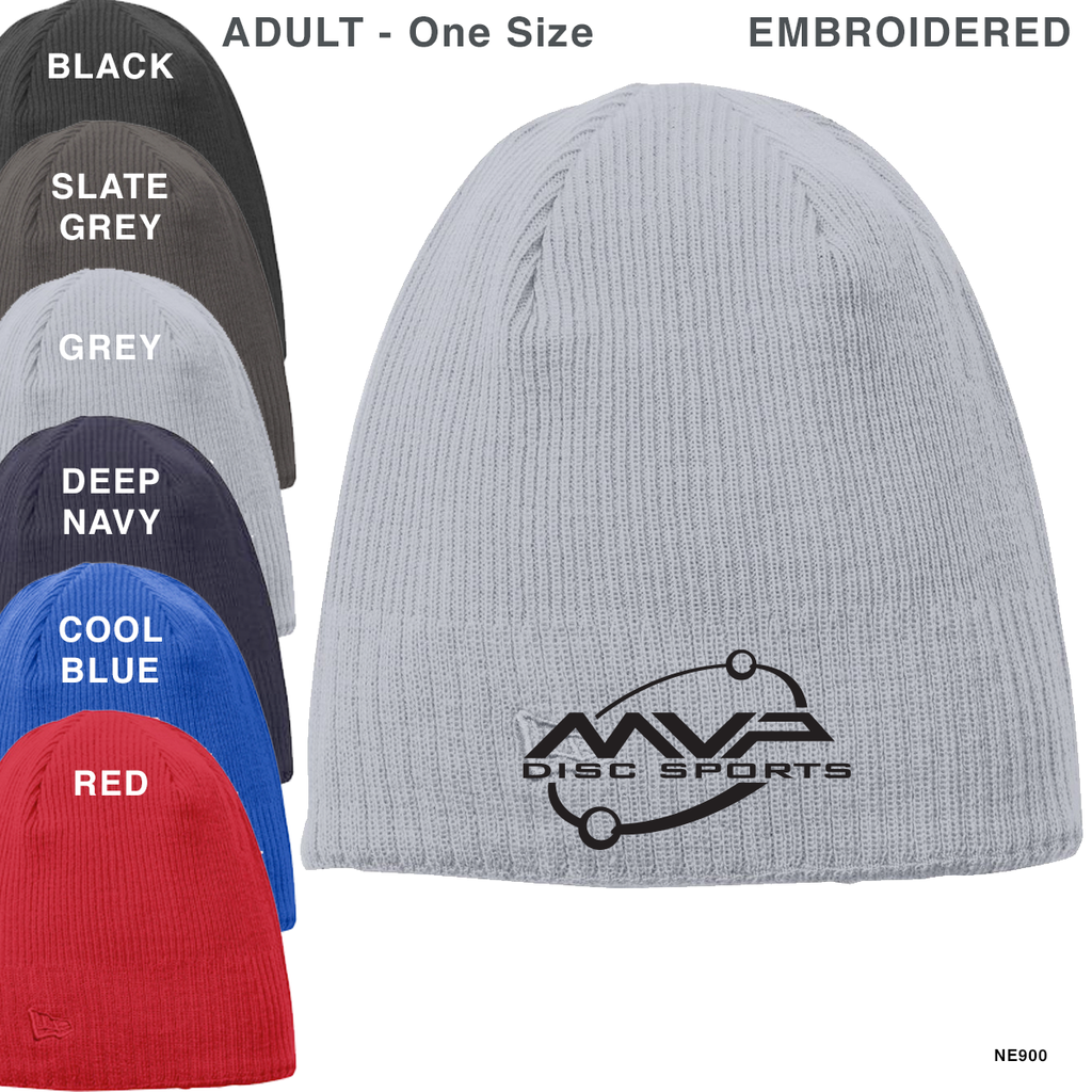 MVP - EMB - ADULT UNISEX - New Era® Knit Beanie