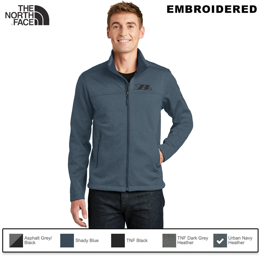 BB - The North Face® Ridgewall Soft Shell Jacket