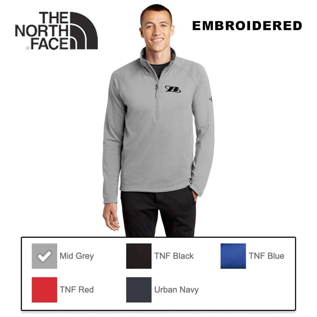 BB - The North Face ® Mountain Peaks 1/4-Zip Fleece