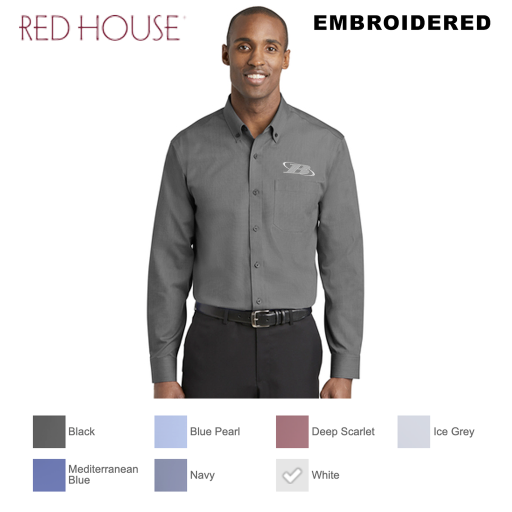 BB - Red House® Nailhead Non-Iron Shirt
