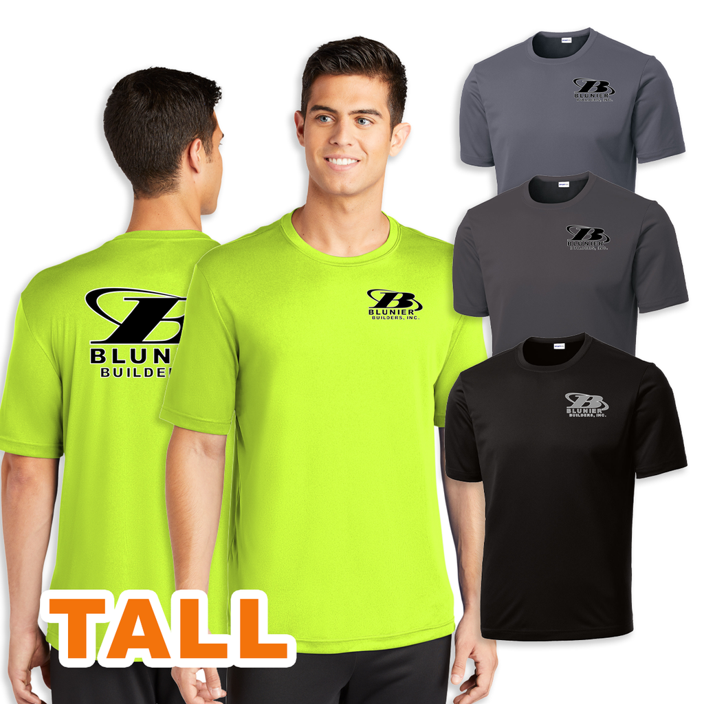 BB - Sport-Tek TALL Performance Tee
