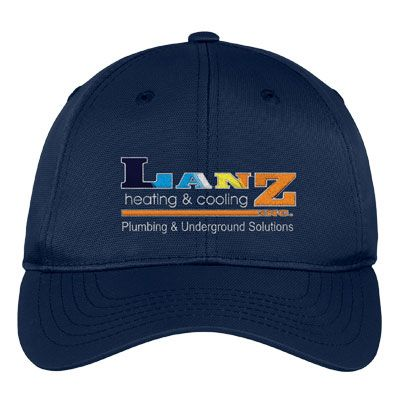 Lanz - Nylon Dry-Zone Performance Cap