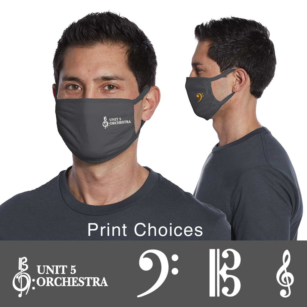 Unit 5 Orchestra Port Authority Mask