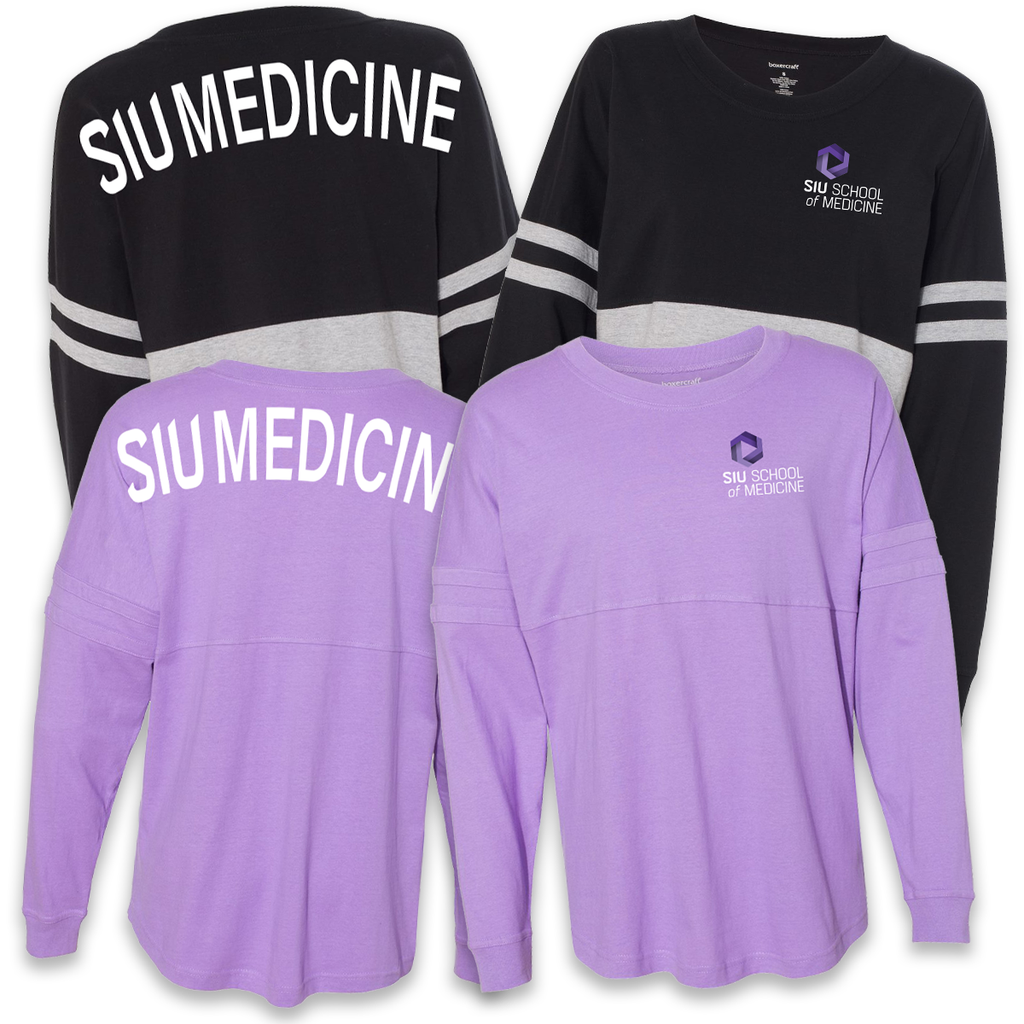 SIU - Boxer Craft Jersey Pom Pom Long Sleeve