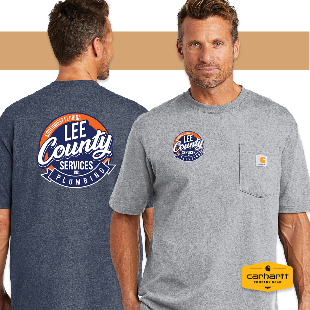 LCS - Carhartt Workwear Pocket Tee
