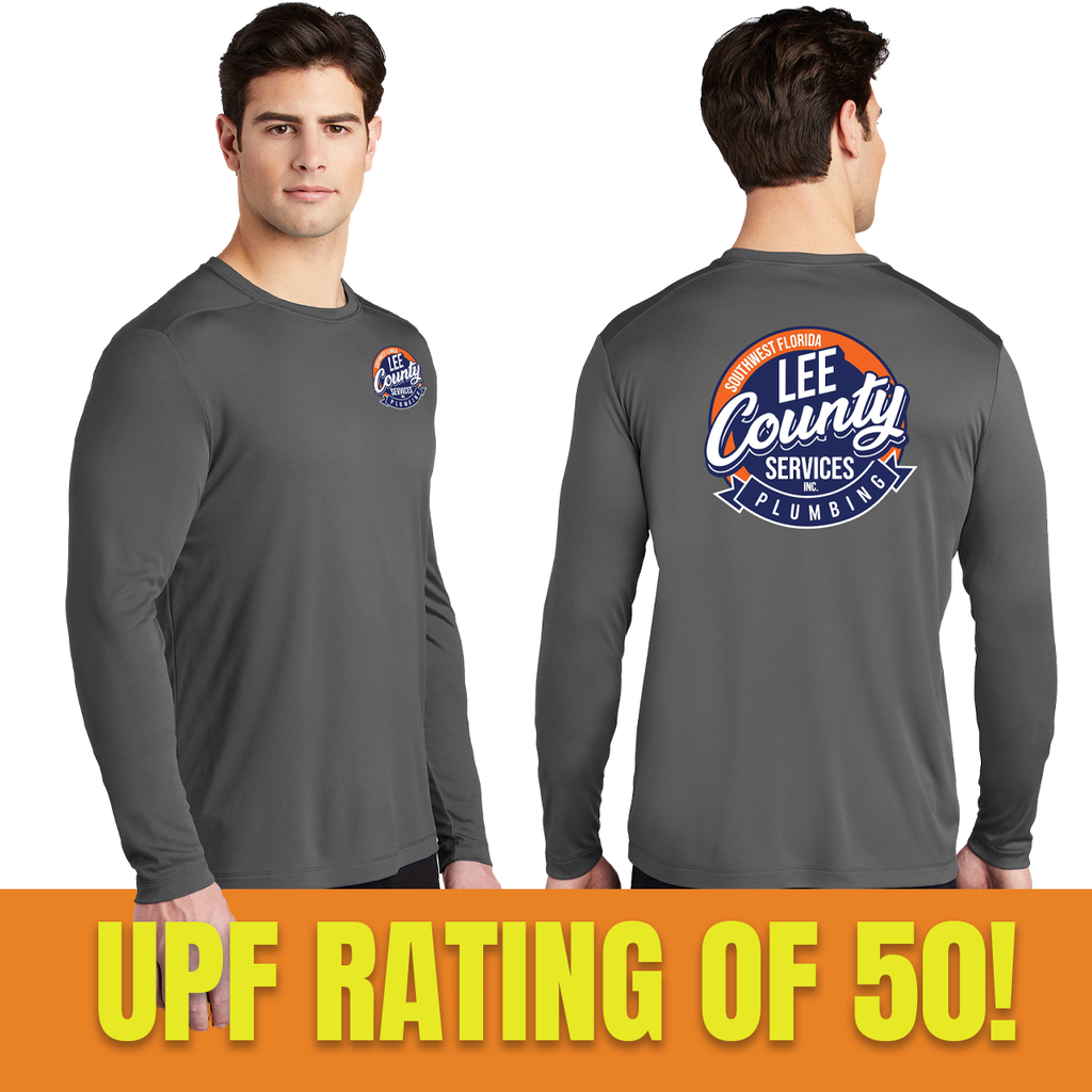 LCS - Lee County Wicking Long Sleeve - 50 SPF