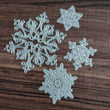1 Set Christmas Tree Snowflake Deer Metal Cutting Dies Stencil DIY Scrapbooking Album Stamp Paper Card Embossing Crafts Decor QOM