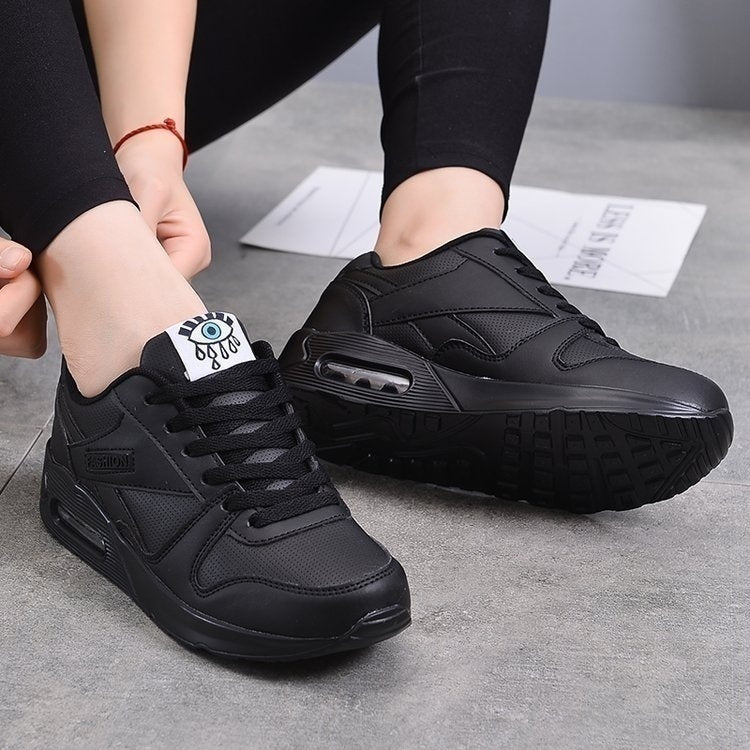 Plus Size New Fashion Women Casual Sneakers Sports Shoes Air Cushion Running Shoes Chaussures De Sport Zapatillas Mujer Sportschuhe