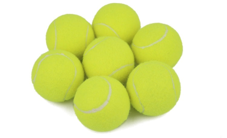 Practice High Resilience Tennis Balls Dog Training Tennis Ball
