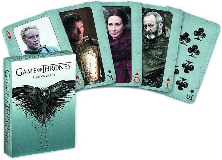 Game of Thrones Poker Chess and Card Game Table Games Texas Holdem
