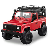 2020 Newest 4WD 1/12 Outdoor Large Simulation SUV Remote Control High-Speed Climbing Off-Road RC Toy Car Kid Gifts
