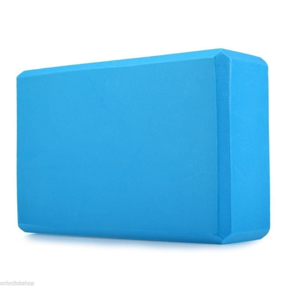 EVA Yoga Block Brick Foam Home Stretch Exercise Fitness Gym VR