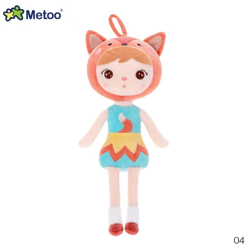 17.72 Inch Plush Metoo Doll Stuffed Cartoon Kids Toys for Baby