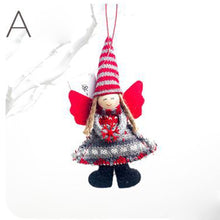 Load image into Gallery viewer, Cute Angel Plush Doll Christmas Decoration Pendant Christmas Tree Ornaments Christmas Decoration For Home