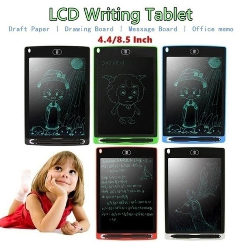 4.4Inch/8.5  Inch LCD Electronic Graffiti Tablet Digital Writing Boards Graphic