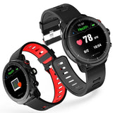 Top Quality Smart Watch Men IP68 Waterproof Heart Rate Blood Pressure Blood Oxygen Monitor Fitness Tracker Message Call Reminder Bracelet Weather Forcast Multiple Sport Pedometer Smartwatch for IOS Android
