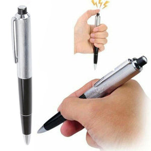 Tricky Toy Mischief Electric Shock Writing Pen