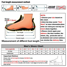 Load image into Gallery viewer, Men's Safety Shoes Steel Toe Breathable Outdoor Work Shoes