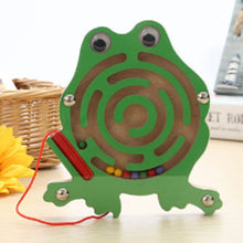 Load image into Gallery viewer, Puzzle Magnet Beads Slot Maze For Baby Kids Educational Development Intelligence Toys