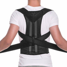 Load image into Gallery viewer, Waist Protection Accessories Adjustable Adult Back with Women&Men Back Correction Band with Support Plate Kyphosis Correction Band Health & Beauty  (XXS-XL)