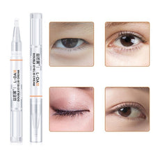 Load image into Gallery viewer, Double Eyelid Styling Cream Glue Double Eyelids Stickers Big Eye Styling Eyelid Lift Gel  with Y-Shape Stick