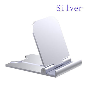 Fold Universal Desktop Phone Holder Phone Stand