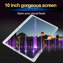 Load image into Gallery viewer, 2019 New Tablets with 10.1 Inch Full Screen 8GB +512GB Large Memory Tablets with 4G Network 1920*1200 IPS Screen Cheap Tablets Android  Octa Core MT6797 Dual SIM Card Ipad Pro Phone 4G Call Wifi Android Tablets