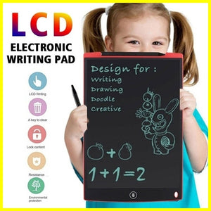 3.5/4.4/8.5/10/12 Inch LCD Electronic Drawing Tablet Message Board Ultra-thin Handwriting Pad Painting Doodling Drawing Writing Tablet LCD Screen