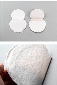 10/30pcs Disposable Underarm Sweat Pads for Clothing Sweat Armpit Absorbent Pads Summer Perspiration Patch
