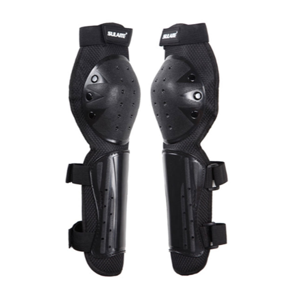 4Pcs Motorbike Motorcycle Elbow Knee Pads Knee Protective Gear Protector Knee guards Kit