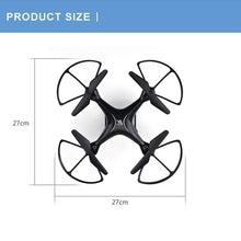 Load image into Gallery viewer, 2020 Future RC Drone Wifi FPV HD Adjustable Camera Altitude Hold One Key Return/Turn-off RC Quadcopter Drone