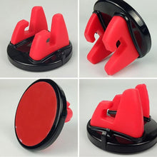 Load image into Gallery viewer, Car Phone Holder Dashboard Sticking Mobile Phone Holder Stand