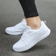 Load image into Gallery viewer, Women's Fashion Breathable Running Shoes Outdoor Comfortable Sports Shoes Casual Sneakers