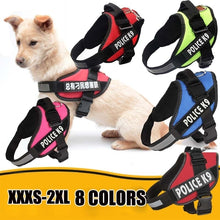 Load image into Gallery viewer, New  Pet Outdoor Walking Traction Rope (pull Rope Can Be Installed) Stylish Dog Clothes